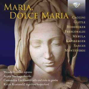 Maria, Dolce Maria Product Image