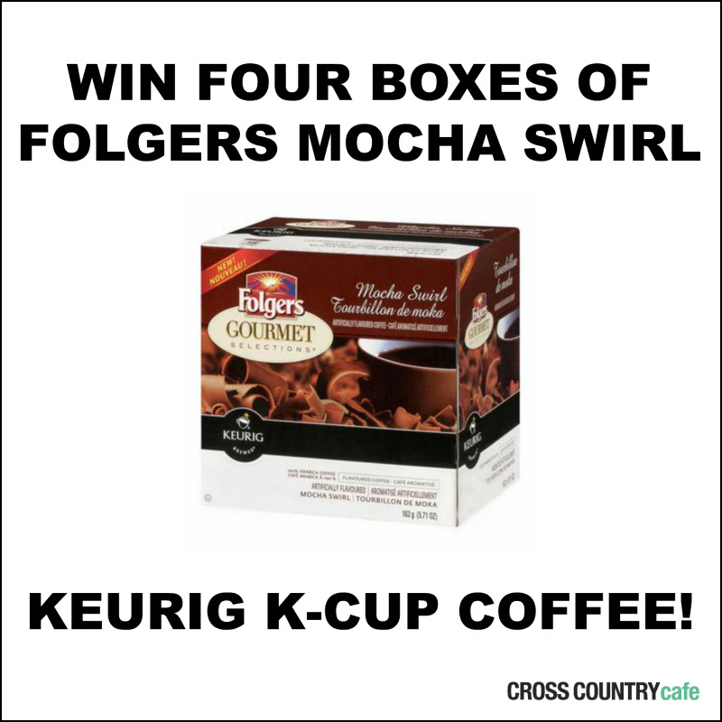 Enter the Monthly K-Cup Giveaway PLUS This Weeks K-Cup Deals