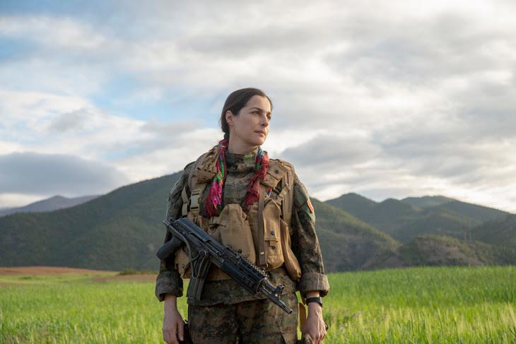 «Sœurs d'armes», tout feu, tout femmes