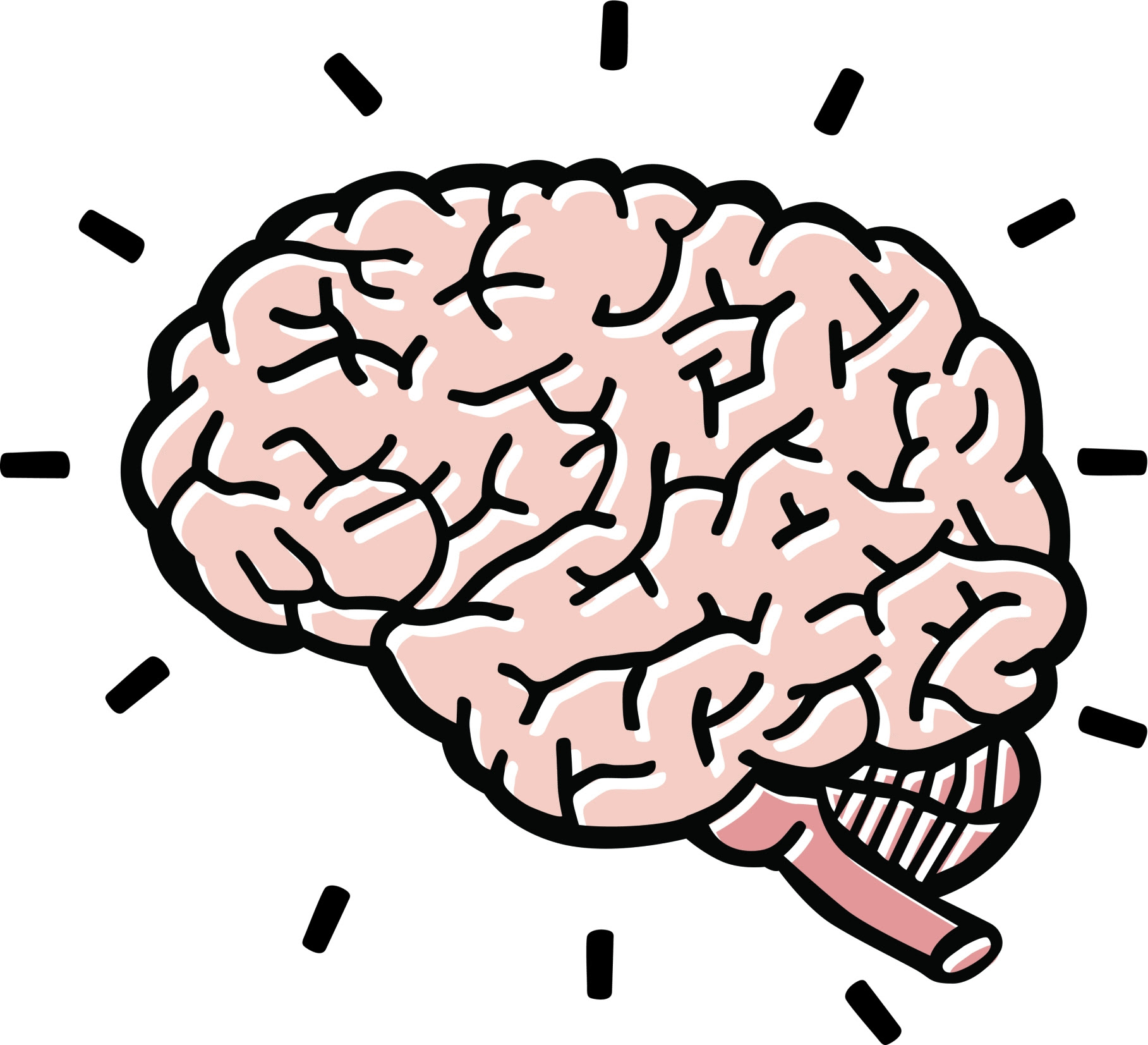 Image result for brain clipart