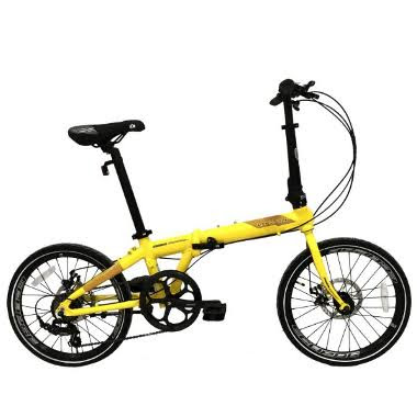 DAHON ION Madison Sepeda Lipat [20 Inch]