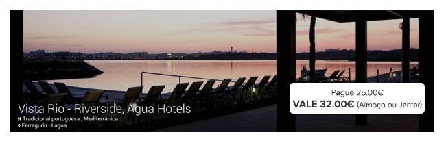 Vista Rio - Riverside, Água Hotels