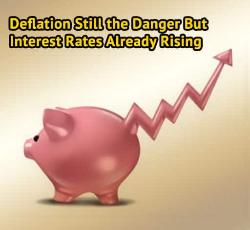 Deflation still danger