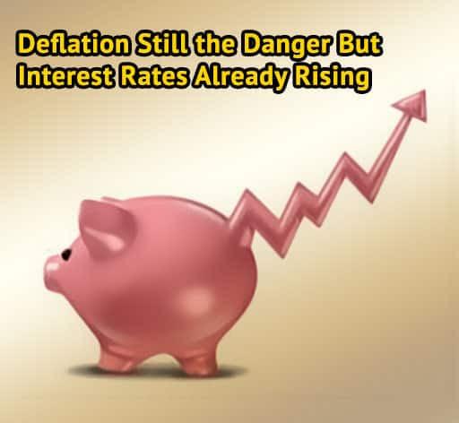 Deflation still danger