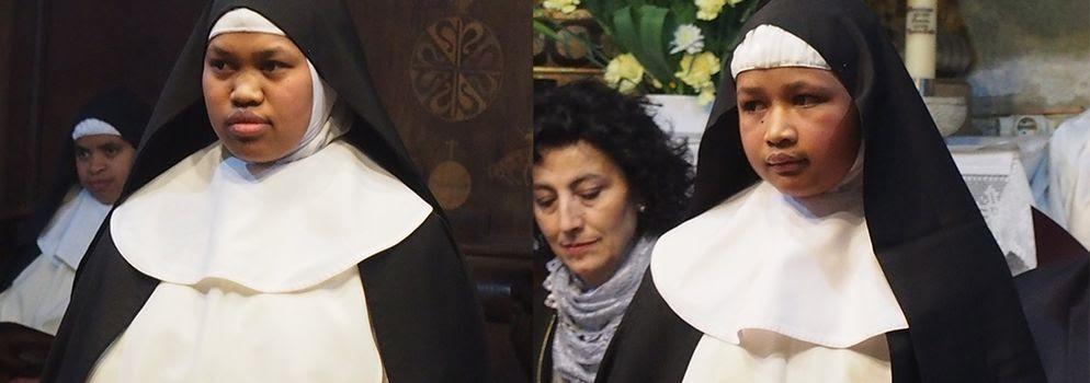 profesión solemne olga julie 2