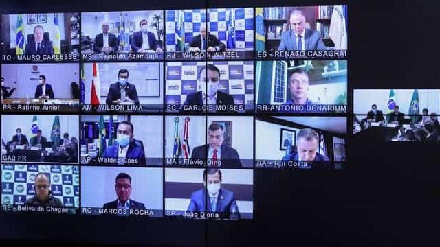 Metade dos governadores projeta reajustes em 2022