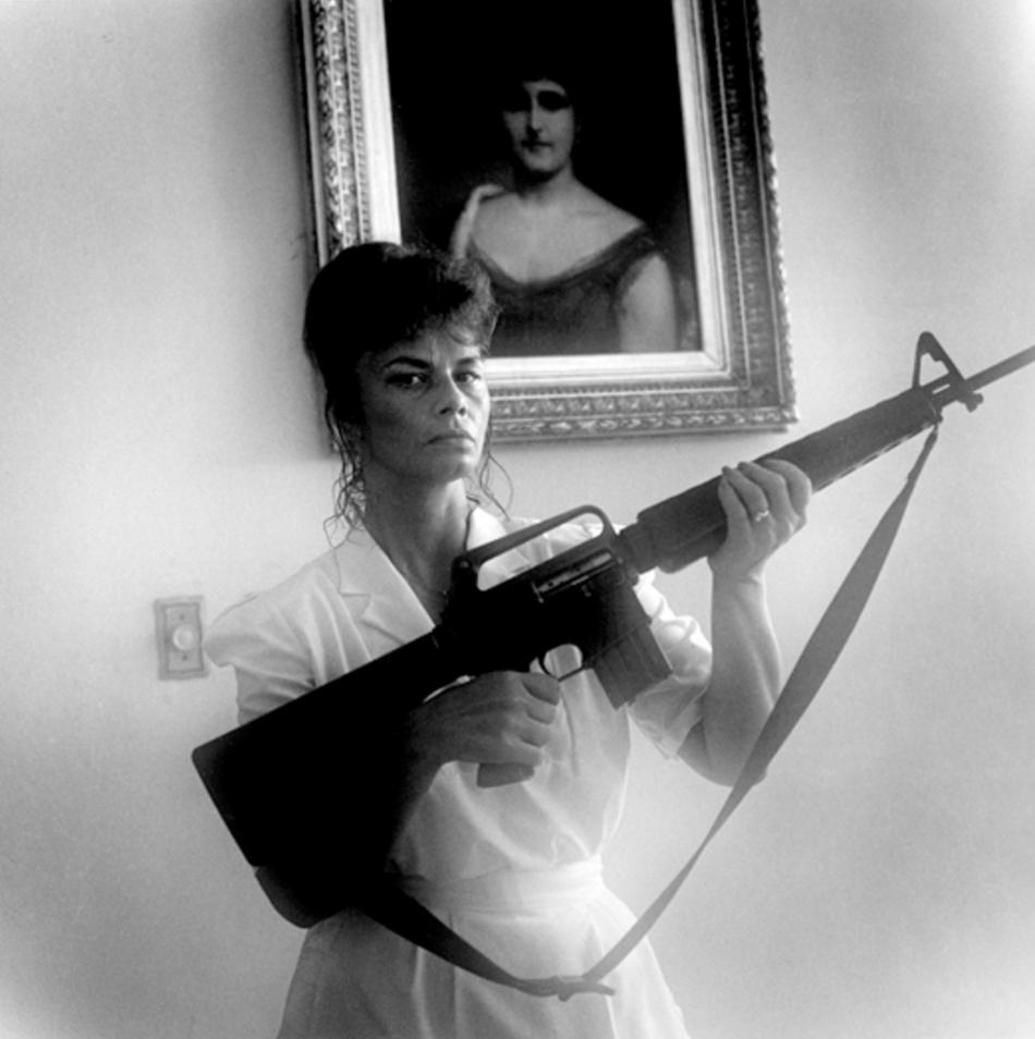 Sandra Eleta (Panama), La servidumbre, 1978-79.