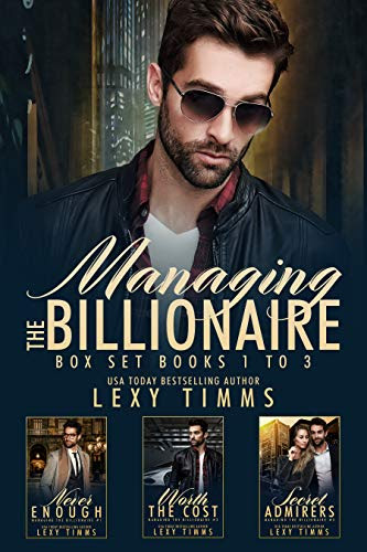 Cover for 'Managing the Billionaire Box Set (Books 1-3)'