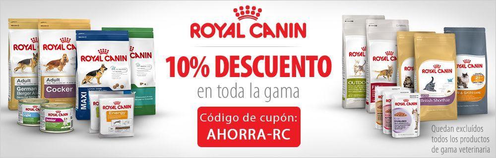 cupón RoyalCanin