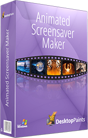 Animated Screensaver Maker 4.4.1 Giveaway