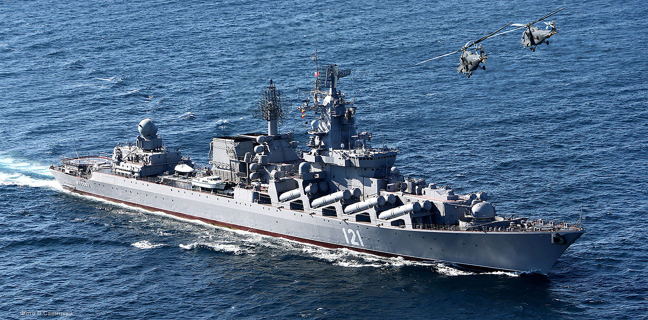 Russia Orders Skies Over Eastern Mediterranean Closed for Naval Maneuvers