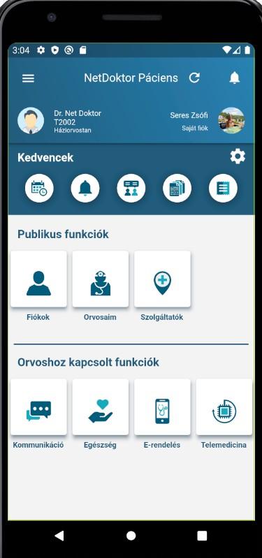 mobil app