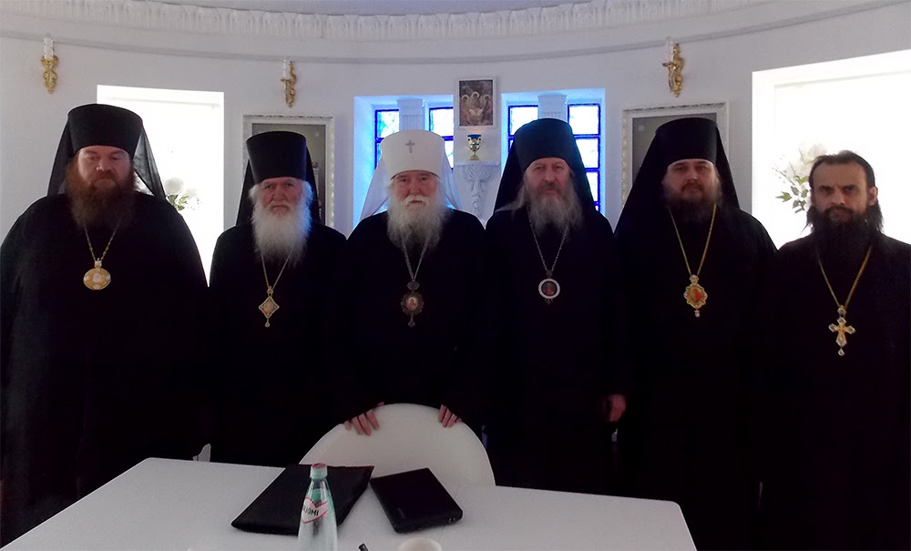 ROCOR: Epistle of the Synod of Bishops of 2017