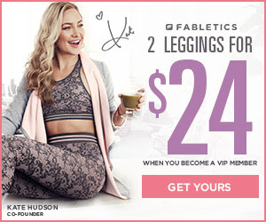 New VIP Members Get Two Pairs Of Leggings for $24