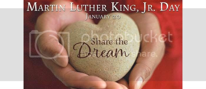 Celebrate MLK Day - Unlimited.