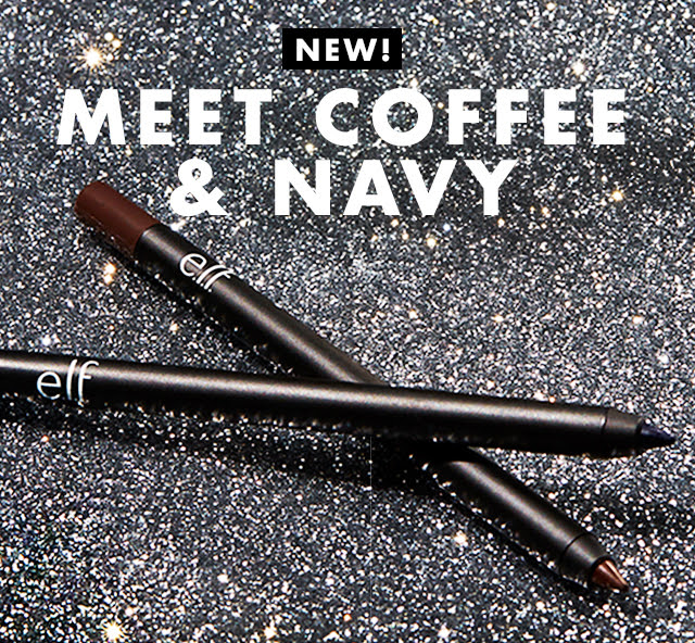 NEW Waterproof Gel Eyeliners!