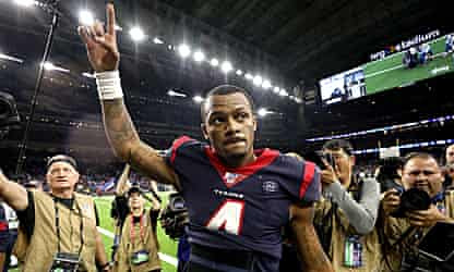 Deshaun Watson shows black stars are sick of autocratic team owners