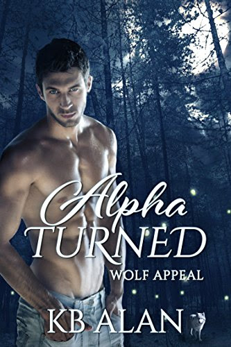 Cover for 'Alpha Turned (Wolf Appeal Book 1)'