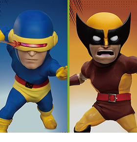 X-MEN EGG ATTACK ACTION EXCLUSIVES