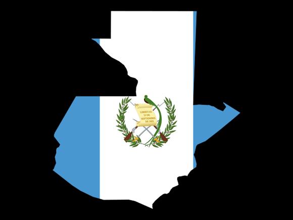 Guatemala Map by Vemaps.com