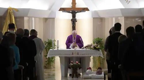 Papa Francisco: La Anunciación fue el momento