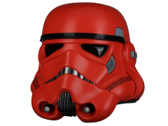 STAR WARS CRIMSON & INCINERATOR STORMTROOPER HELMETS