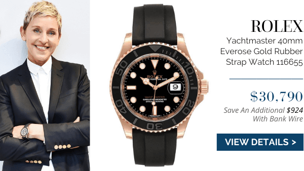 Yachtmaster Everose Rubber
