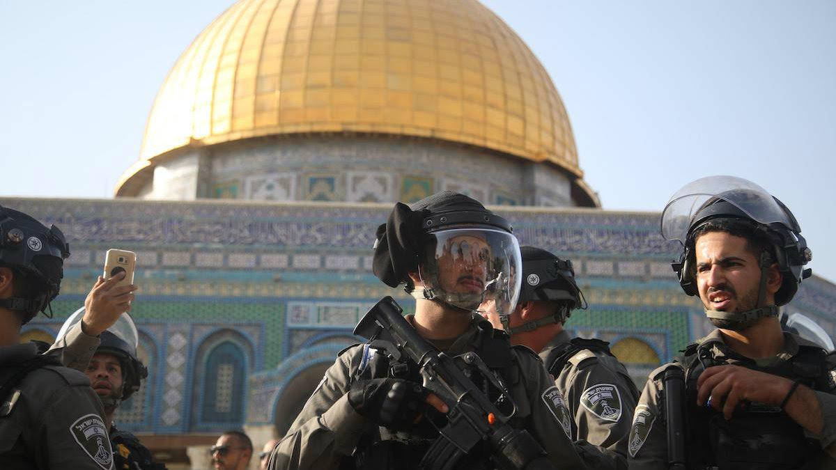 Bomba de tiempo: EEUU espera abrir embajada en Jerusalén en abril