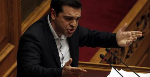El primer ministro griego, Alexis Tsipras. - EFE