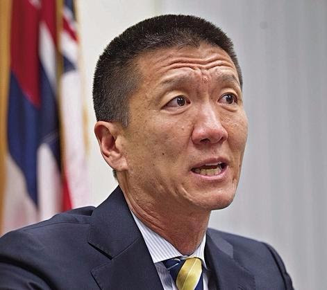 Hawaii Attorney General Doug Chin