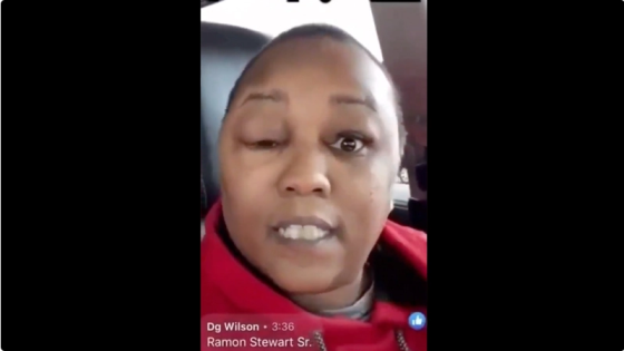 Woman Documents Severe J&J Covid Vaccine Side Effects in Live Stream Image-397
