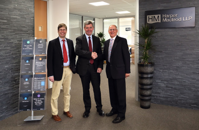 Harper Macleod announces expansion in Inverness as Allen & Shaw comes on board
