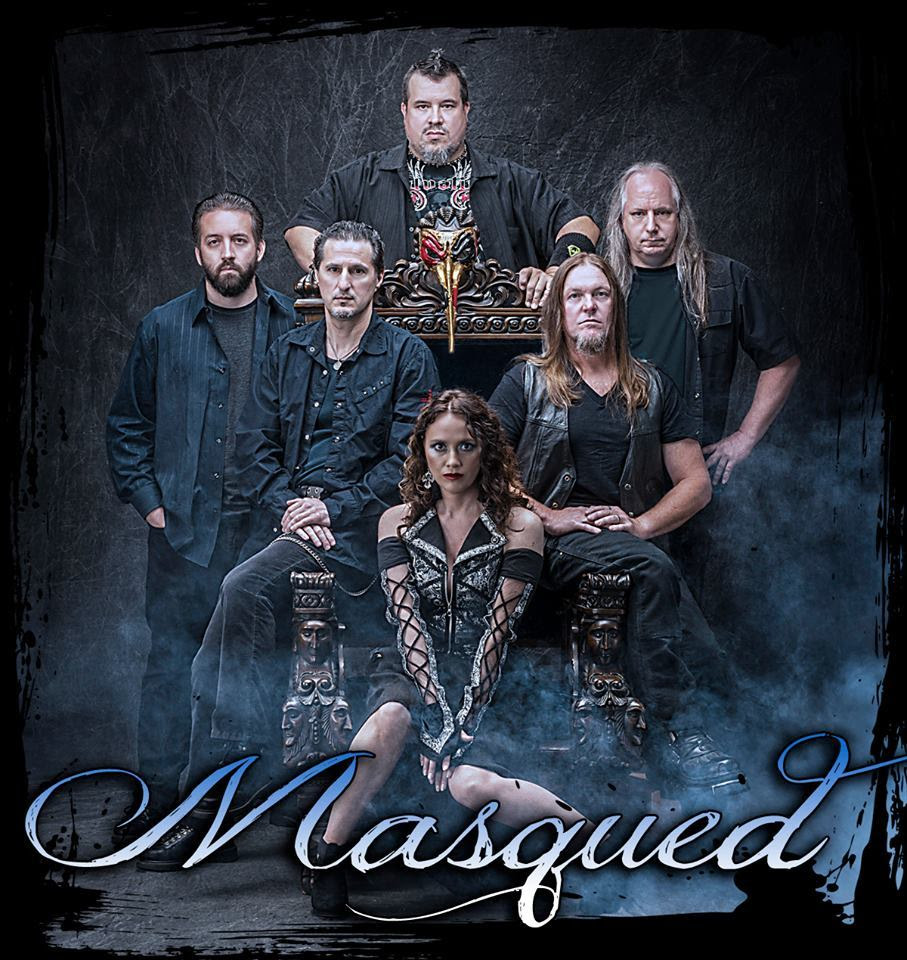 Masqued band photo 2