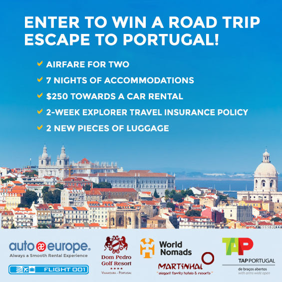 Enter to win a Road Trip Escap...