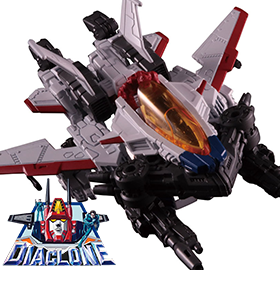 DIACLONE REBOOT DA-35 & DA-36 POWERED FIGURES