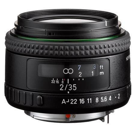 HD PENTAX-FA 35mm F2 Lens