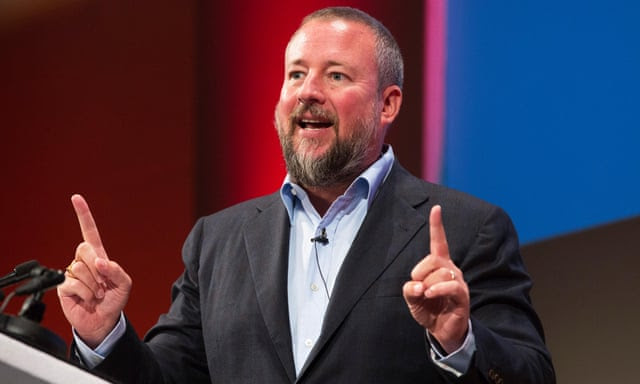 Life of Vice … Vice founder Shane Smith predicted a media 'bloodbath' in this year's MacTaggart lecture.