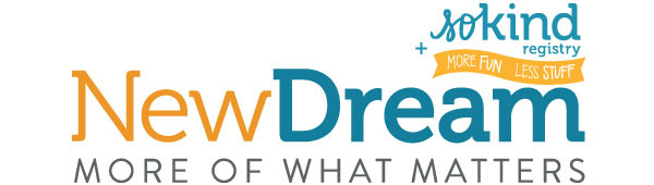 New Dream newsletter: Working Together, More Meaningful Holidays, and Questioning Consumption