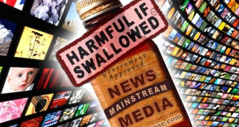 Media Lies poster