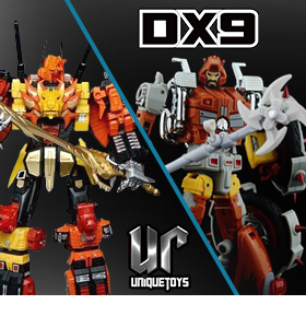 UNIQUE TOYS AND DX9 SALE