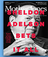 Subscribe to Mother Jones Magazine