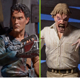 EVIL DEAD 30TH ANNIVERSARY TWO-PACK