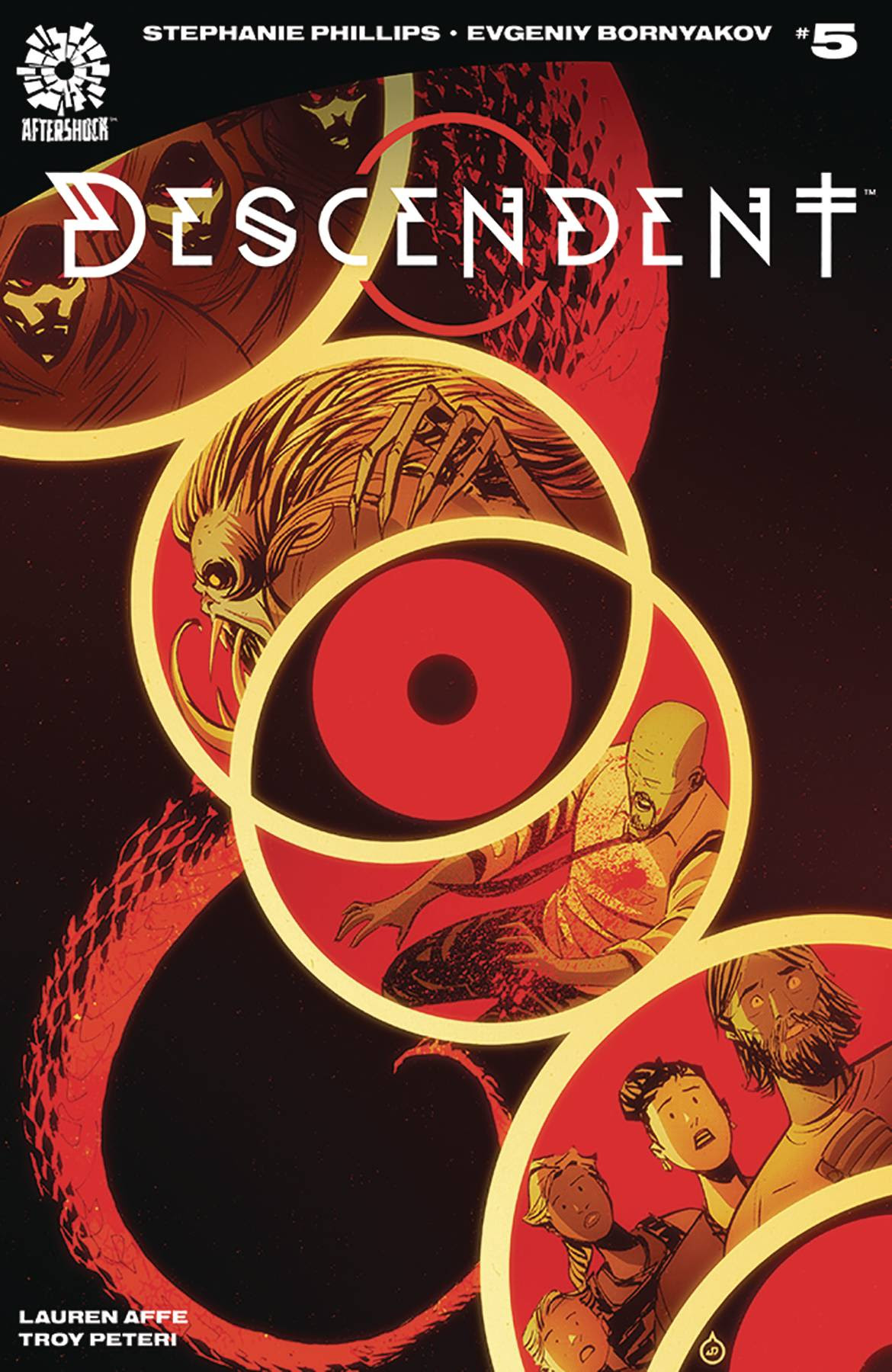 Descendent 5