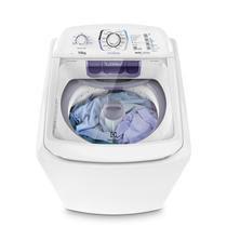 Lavadora Branca com Dispenser Autolimpante e Ciclo Silencioso (LAC16)