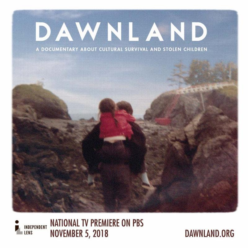 Dawnland premieres November 5th on PBS
