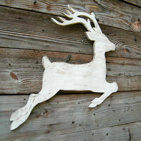 Wood stag