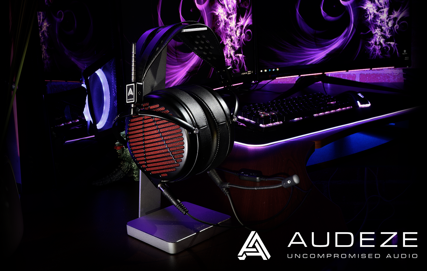 New Product Announcement | Audeze Announces The LCD-GX Audiophile Gaming Headphone 2