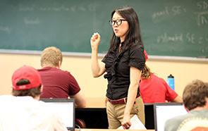 U.S. News ranks Wabash professors 16th nationally.