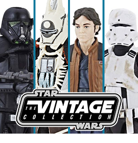 STAR WARS: THE VINTAGE COLLECTION FIGURES