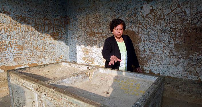 Susana Osinaga, enfermera boliviana que lavó el cuerpo desnudo del Che Guevara tras ser ejecutado en La Higuera